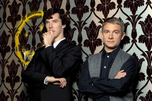 Gut Kombiniert Sherlock