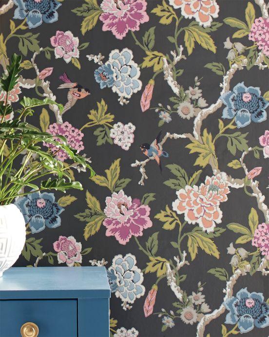 Archiv Papel de parede Sloana rosa Ver quarto