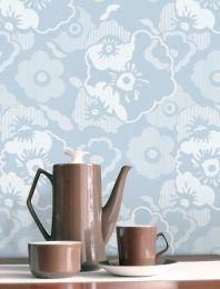 Wallpaper Catia light blue