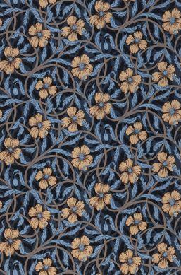 Papel pintado Esmeralda azul grisáceo Ancho rollo