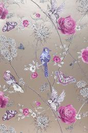 Wallpaper Mariola violet