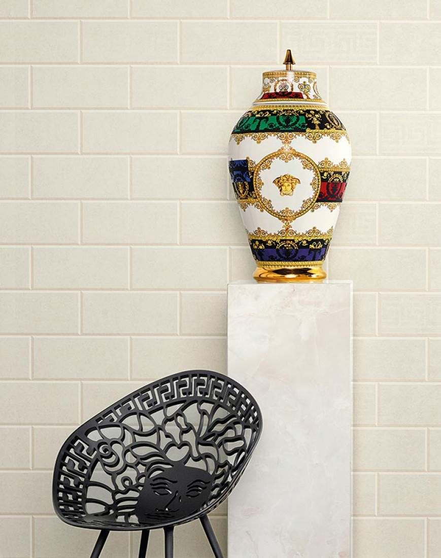 tapete neto creme cremeweiss graubeige tapeten der 70er. Black Bedroom Furniture Sets. Home Design Ideas