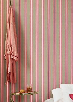 Wallpaper Stellar rosè Raumansicht