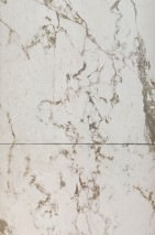 Wallpaper Marble 04 Matt Imitation marmor Brown white Grey brown Green brown