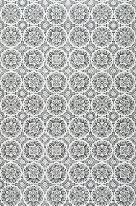 Archiv Papier peint Finola gris clair  Largeur de lé