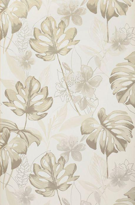 Archiv Wallpaper Ratinga grey beige Roll Width