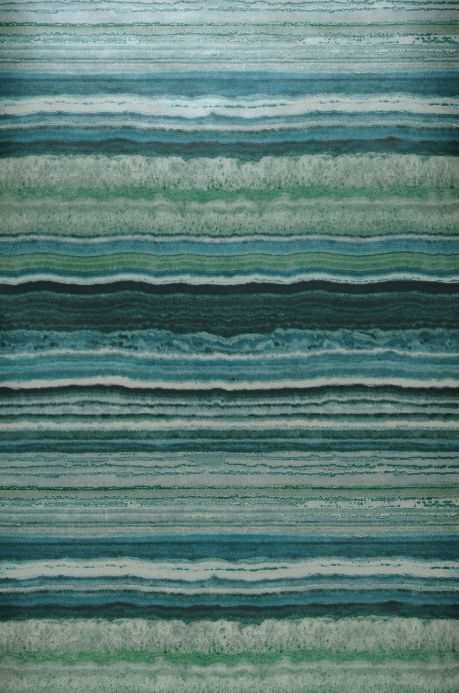 Archiv Wallpaper Sofonas shades of green Roll Width