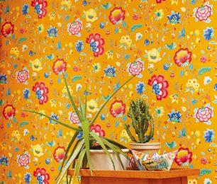 Wallpaper Belisama maize yellow