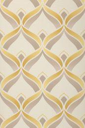 Wallpaper Angus honey yellow
