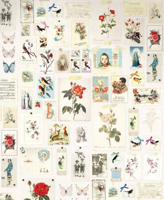 Archiv Photo murale Nanabosho rouge Vue détail