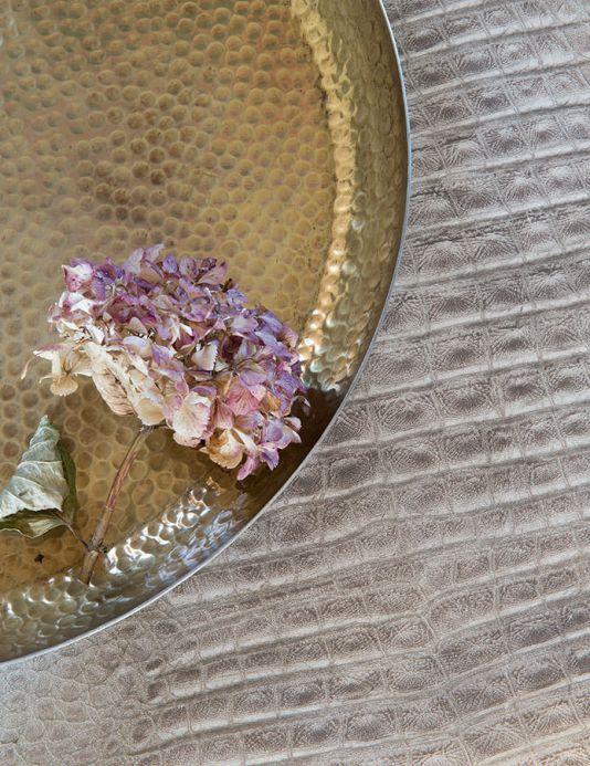 Archiv Wallpaper Gavial pearl beige Room View