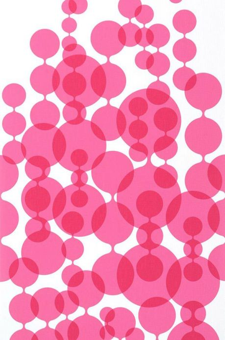 Archiv Wallpaper Feline pink Roll Width