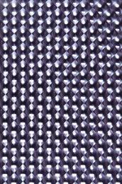 Papier peint Cassiopeia gris bleu lustre