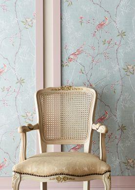 Papel de parede Comtesse casca de ovo Ver quarto