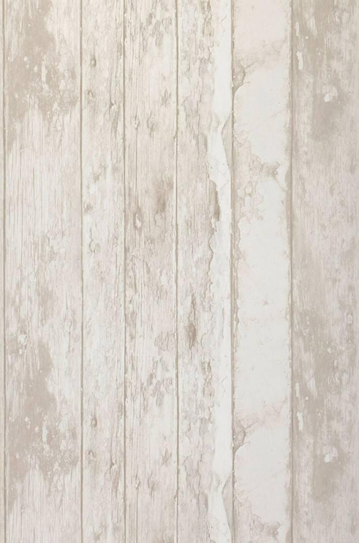Papel pintado wood effect beige gris ceo p lido blanco - Papel pintado de los 70 ...