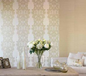 Wallpaper Persephone gold lustre
