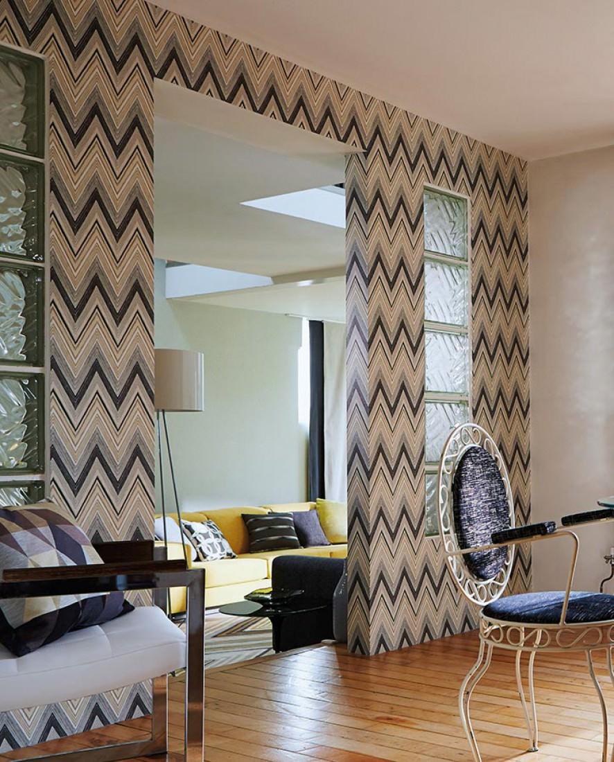 tapete vasuki anthrazit cremeweiss grau hellelfenbein. Black Bedroom Furniture Sets. Home Design Ideas