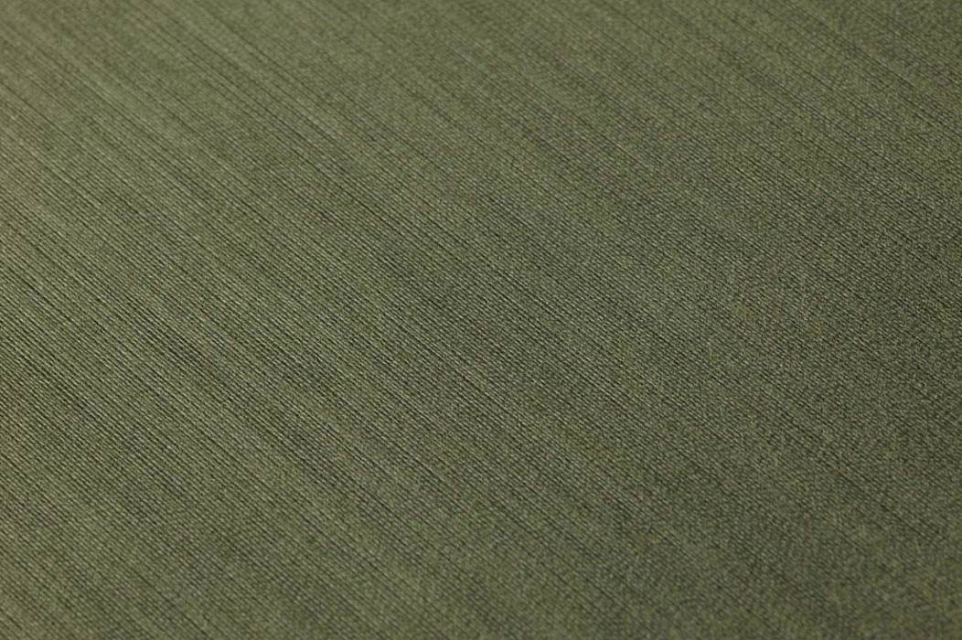 Wallpaper Warp Beauty 11 Shimmering Solid colour Olive green