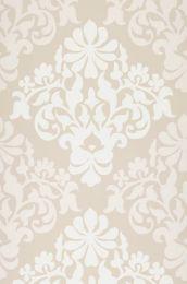 Wallpaper Parvati light ivory