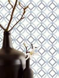 Wallpaper Larmuss pigeon blue