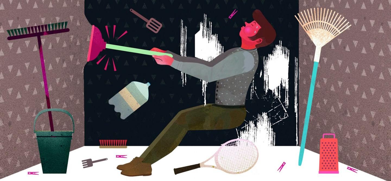Tapetenentfernung – Je nach Material der Tapete gibt es verschiedene Wege