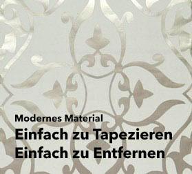 design vlies tapeten f r leichtes tapezieren im. Black Bedroom Furniture Sets. Home Design Ideas
