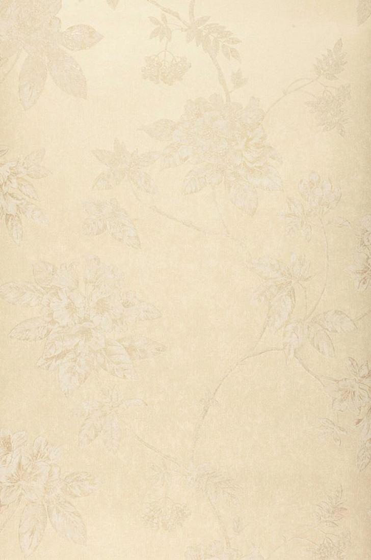Papel pintado tacita marfil claro blanco crema brillante - Papel pintado de los 70 ...