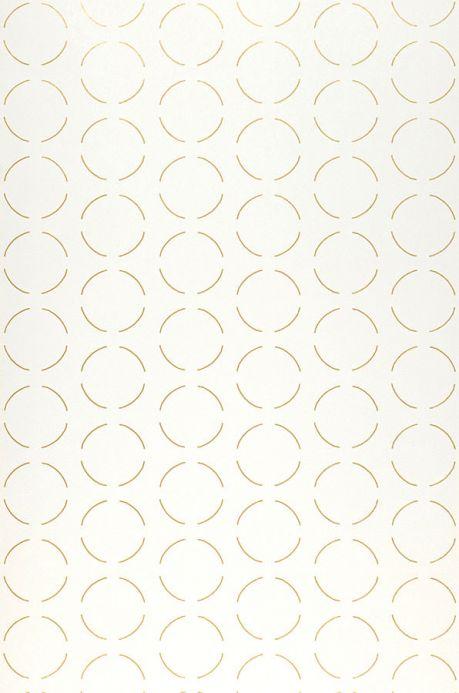 Archiv Papel de parede Circles by Porsche ouro Largura do rolo