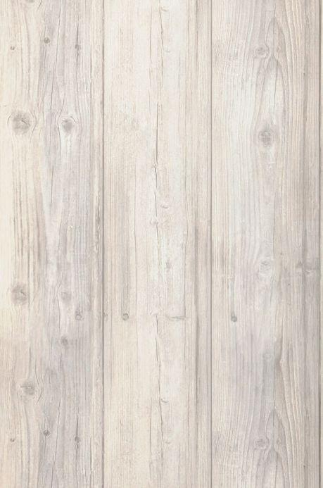 Archiv Papel pintado Beach Wood marfil claro Ancho rollo