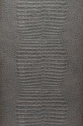 Papel de parede Gavial cinza negrusco