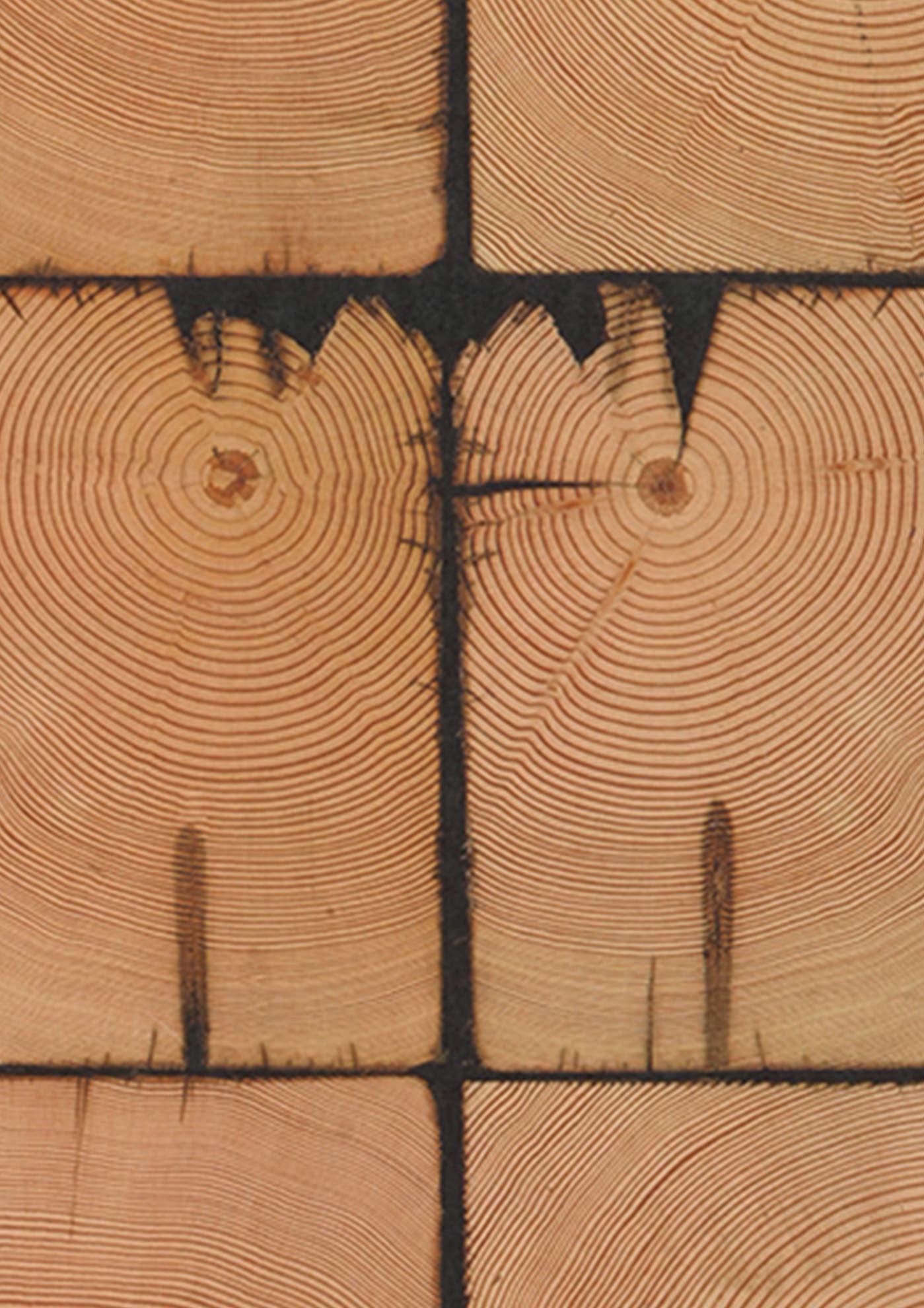 Papel pintado scrapwood 09 marr n anaranjado arena for Muestras color arena