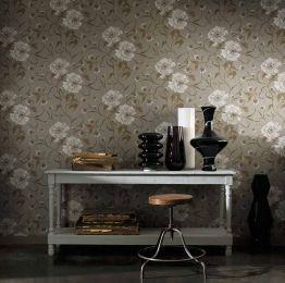 Wallpaper Sedna grey white