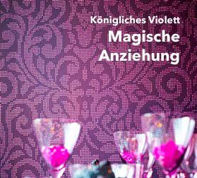 violett d1 - Violette Tapete