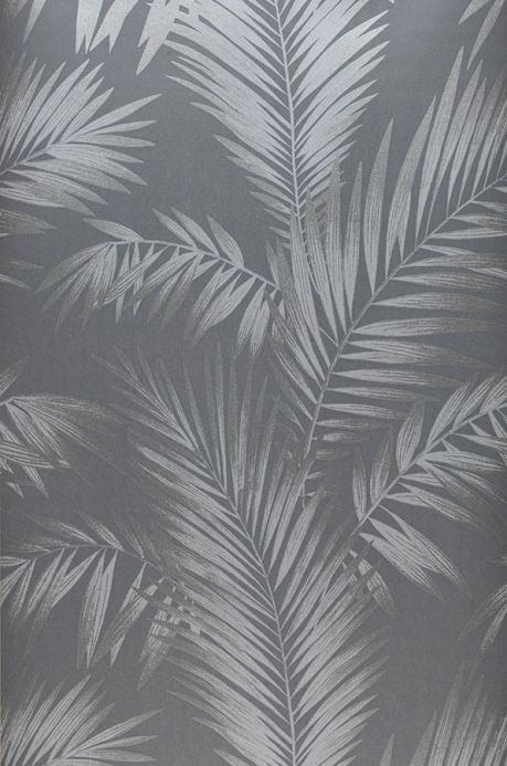 Archiv Papier peint Aria gris argent Largeur de lé