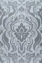 Papel pintado Sennin gris claro