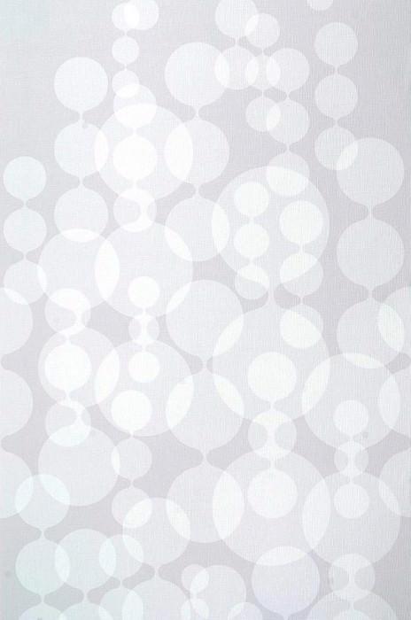 Wallpaper Feline Matt Balls Light grey Grey white White