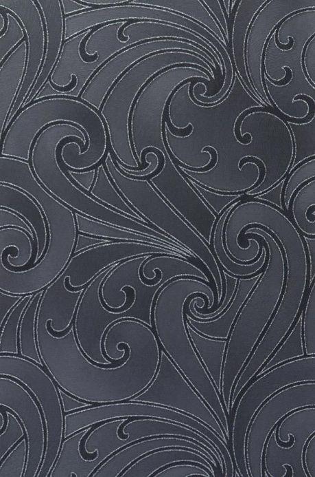 Archiv Papier peint Telamon anthracite Largeur de lé