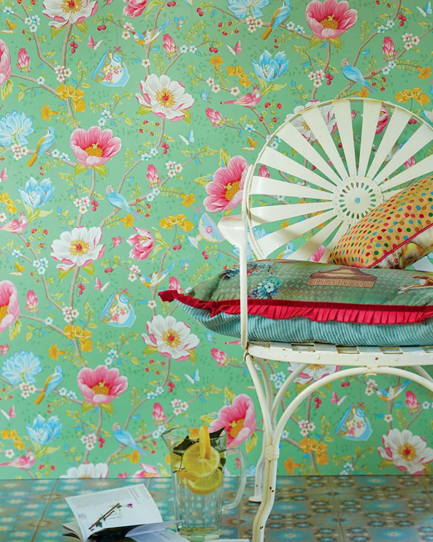 luna vert pastel gris beige violet bruy re vert jaune. Black Bedroom Furniture Sets. Home Design Ideas