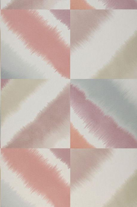 Archiv Papier peint Bienia rouge Largeur de lé