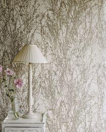 Wallpaper Amasa grey beige