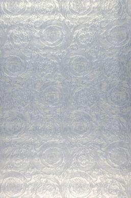 Wallpaper Talora silver Roll Width