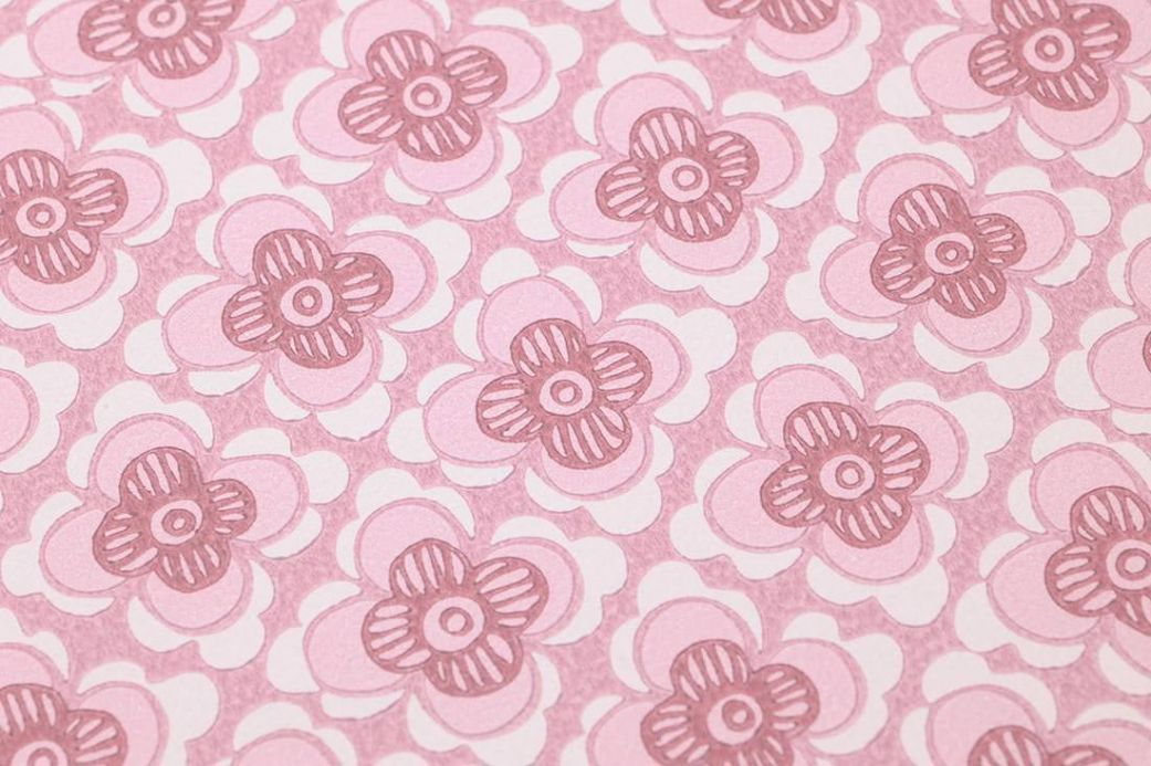 Archiv Wallpaper Galina rose Detail View