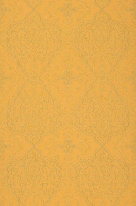 Archiv Papel de parede Rosmerta amarelo ouro Largura do rolo