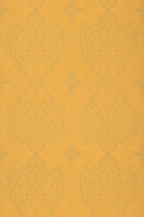 Archiv Wallpaper Rosmerta golden yellow Roll Width