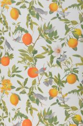 Wallpaper Imari white