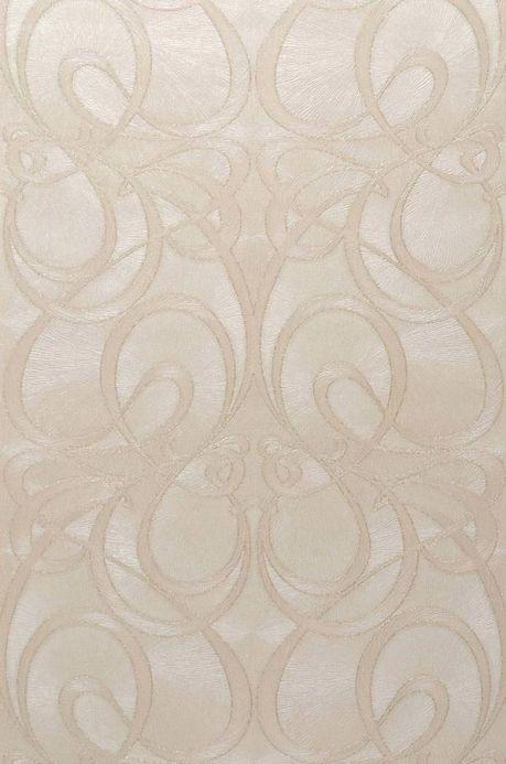 Archiv Wallpaper Nova pale brown beige Roll Width
