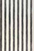 Wallpaper Tabaki Matt Stripes Cream Grey Black