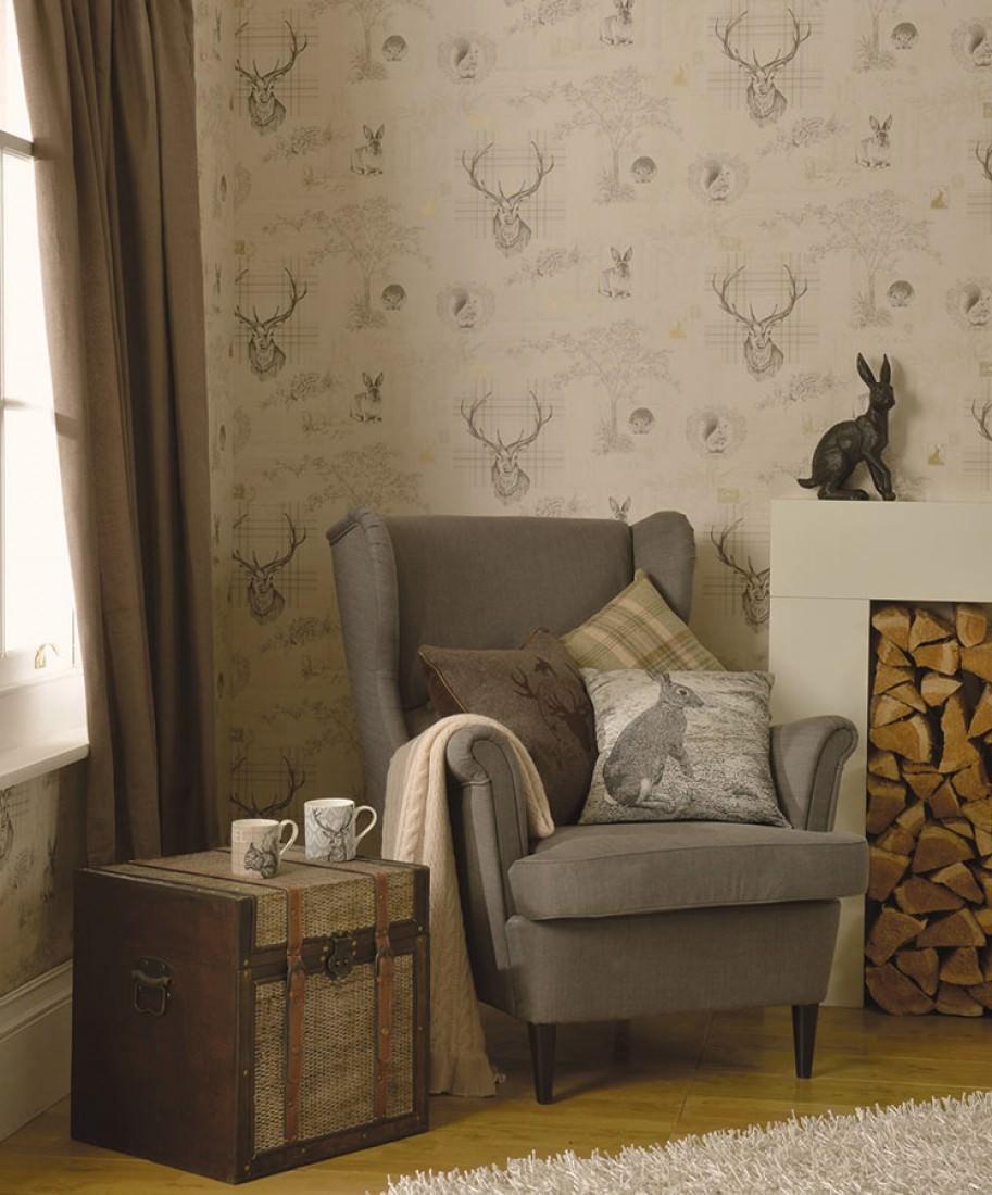 tapete ubela hellelfenbein beige gold schimmer grau. Black Bedroom Furniture Sets. Home Design Ideas