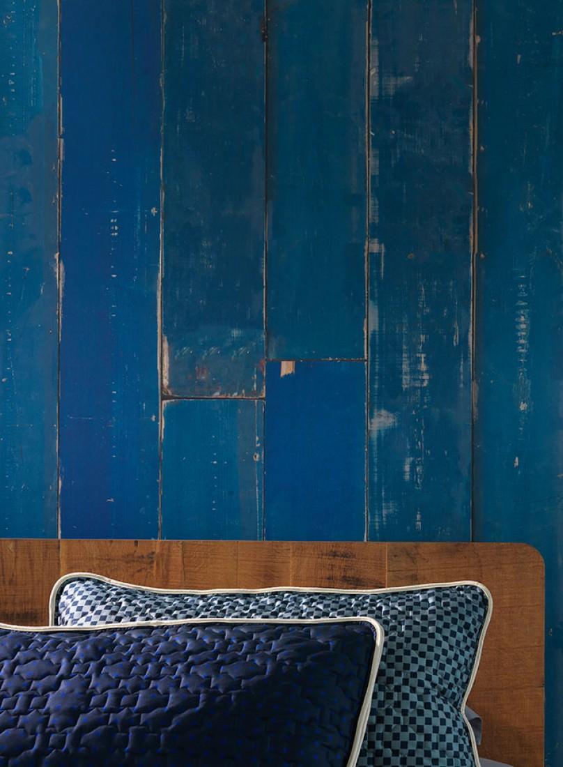 papier peint scrapwood 36 bleu brun gris brun beige. Black Bedroom Furniture Sets. Home Design Ideas