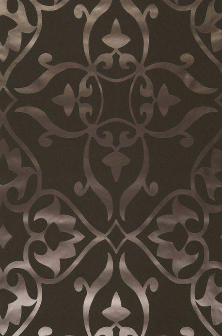 Archiv Papier peint Boreas brun terre Largeur de lé